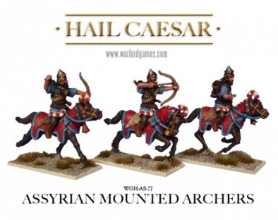 Assyrian Mounted Archers