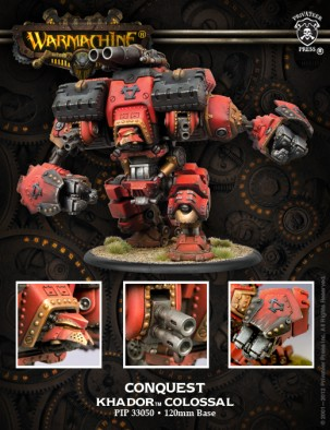 Conquest - Khador Colossal