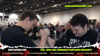 New... Drop Zone Commander from Hawk Wargames!