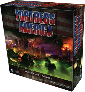 Fantasy Flight Games - Fortress America