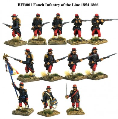 French Line Infantry #1