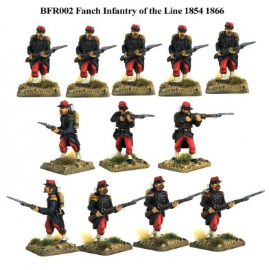 French Line Infantry #2