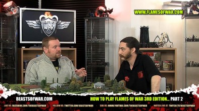 How to play flames of war 3rd edition… part 2