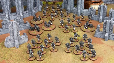 40% Off Warpath Corporation Army Deal