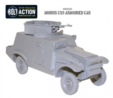 Morris cs9 Armoured Car