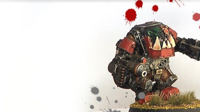 Painting an Ork Meganob: Remastered… part 1