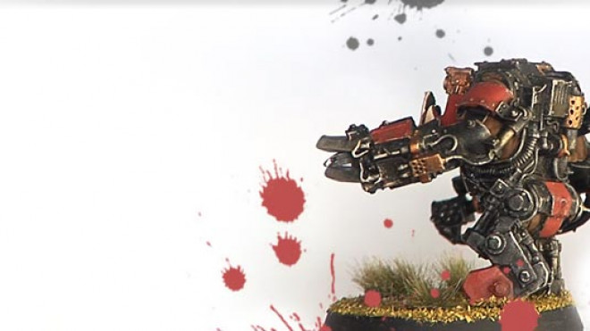 Painting an Ork Meganob: Remastered… part 3