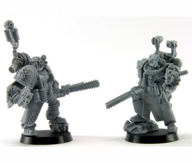 Space Marine Apothecary Set (Front)