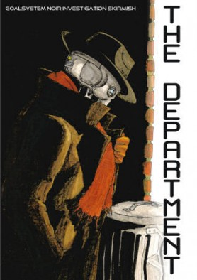 The Department Cover Art