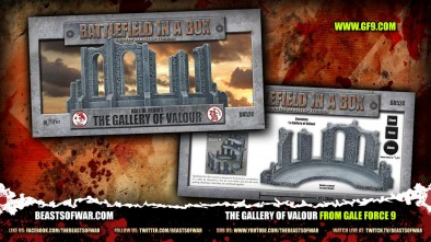 The Gallery of Valour from Gale Force 9