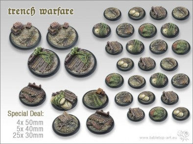 Trench Warfare Base Starter Set