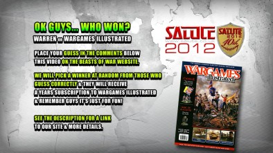 Wargames Illustrated Competition Details