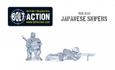 Warlord - Japanese Snipers Back