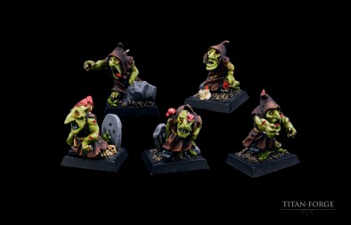 Zomblins Painted