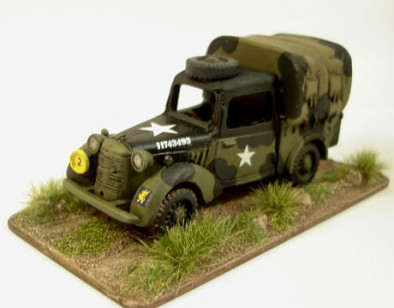 "28mm WWII Austin ""Tilly"" Utility Truck"