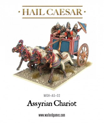 Assyrian Chariot (Front)