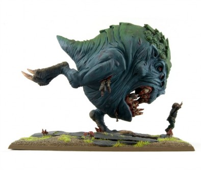 Colossal Squig Painted #2