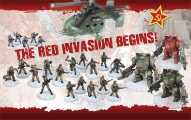 DUST - Red Invasion