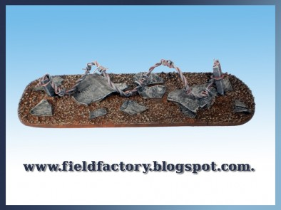 Field Factory Barbed Wire #1