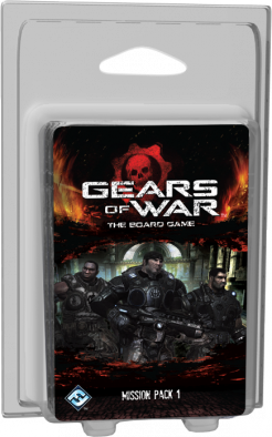 Gears of War - Print of Demand Mission Pack 1