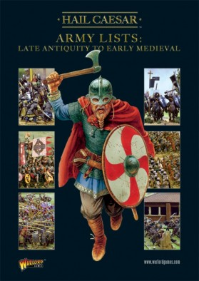 Hail Caesar Late Antiquity - Early Medieval Cover