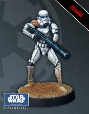 Knight Models - Sandtrooper