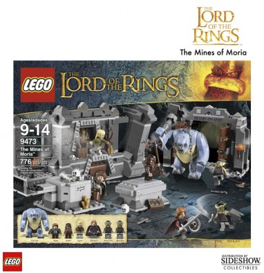 Lego Mines of Moria Box