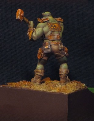 Post Apocalyptic Troll #2