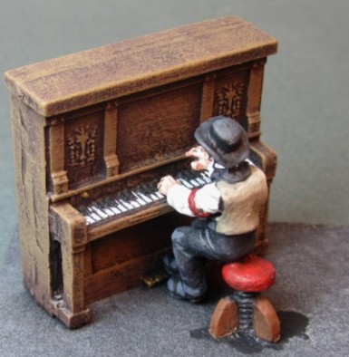 Remastered Piano Player