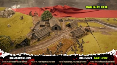 Table Scape - Salute 2012
