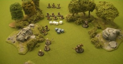 Tor Gaming - Relics Display Battle
