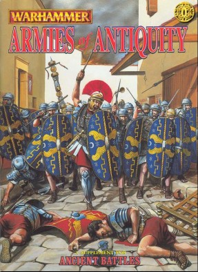Warhammer Armies of Antiquity