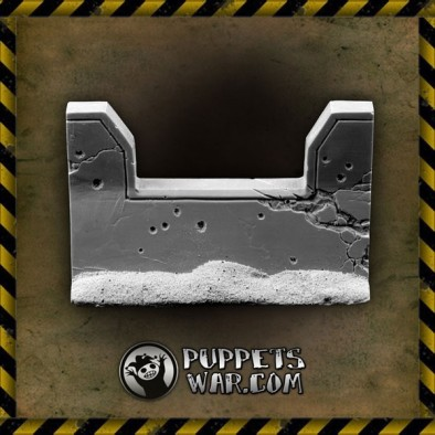 Whiskey Outpost Barricades #1