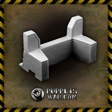 Whiskey Outpost Barricades #2