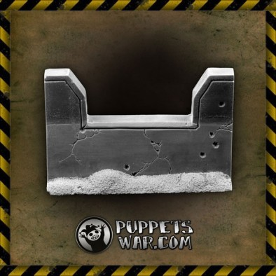 Whiskey Outpost Barricades #3