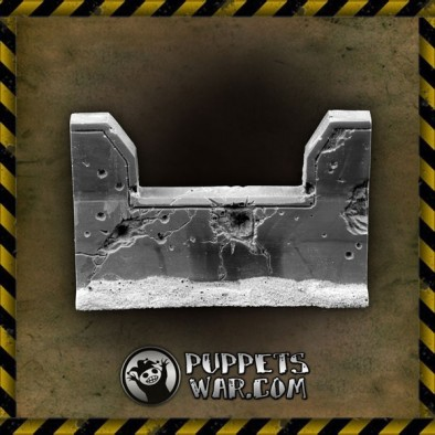 Whiskey Outpost Barricades #4