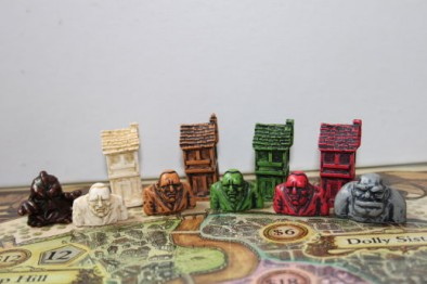 Ankh-Morpork Collectors Resin Pieces