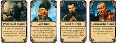 Ankh-Morpork Personality Cards