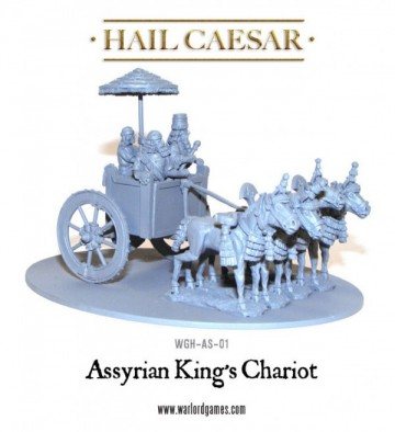 Assyrian King's Chariot (Front)
