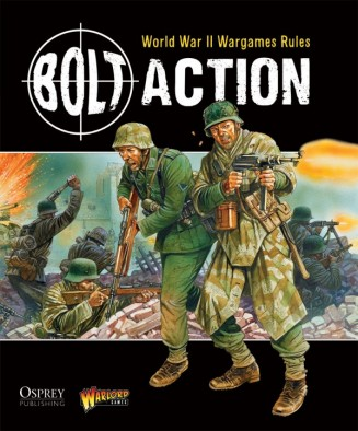 Bolt Action Rulebook Cover