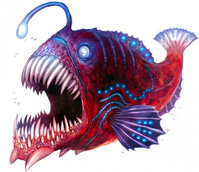 Deep Wars - Anglerfish