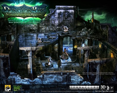 Dungeon Rise - Vaults of Ruin