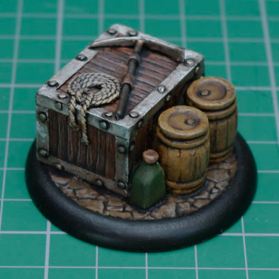 Fat Spider - Objective Marker #1