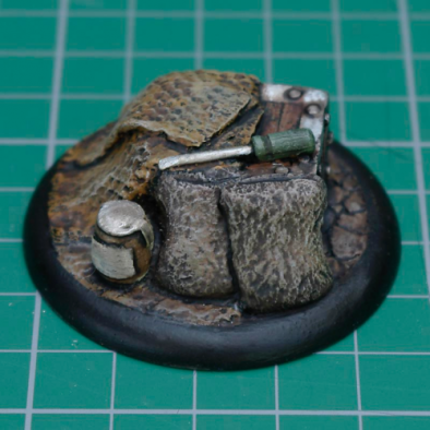 Fat Spider - Objective Marker #2