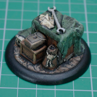 Fat Spider - Objective Marker #3