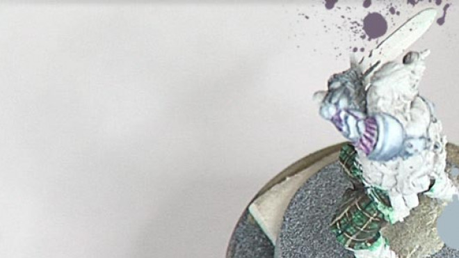 How to Paint Sci-Fi Armour infinity Style