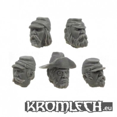 Kromlech Confederate Heads