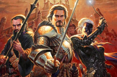 Lords of Waterdeep Cover Art