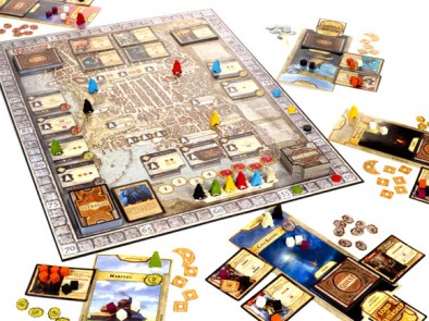 Lords of Waterdeep Set Up
