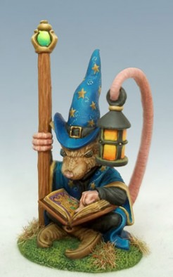 Nigel the Rat Tail - Mouse Mage